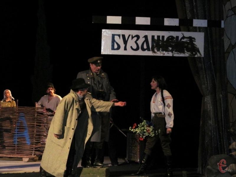 Прем'єра п'єси «Республіки на колесах» відбулась у 2015 році