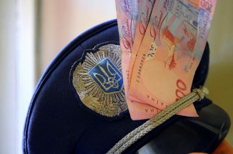 Колишній правоохоронець вийшов на волю ід заставу у 60 тисяч гривень