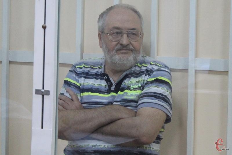 Валерію Дьяченку загрожує від 3 до 7 років позбавлення волі