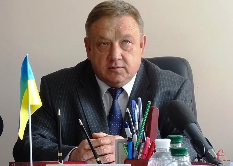 Яків Цуглевич обміняв крісло головного медика області на директора Хмельницької обласної лікарні