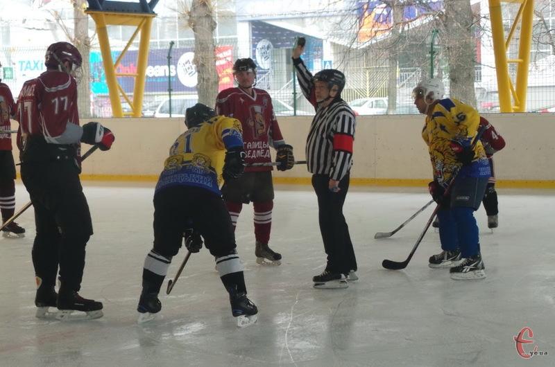 Наступні матчі чемпіонату Хмельницької області з хокею пройдуть 25-26 листопада