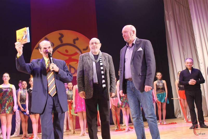 Танцювальний кубок Чапкіса поїхав до Львова