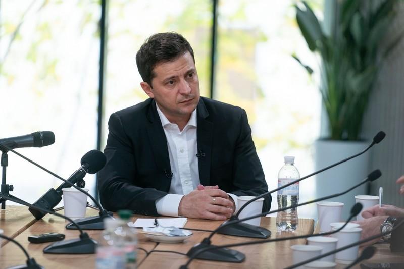 Володимир Зеленський сказав, що призначить голову Хмельницької облдержадміністрації \
