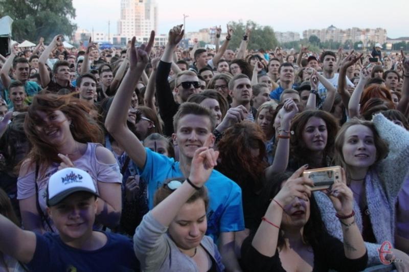 Втретє у Хмельницькому відбудеться рок-фестиваль