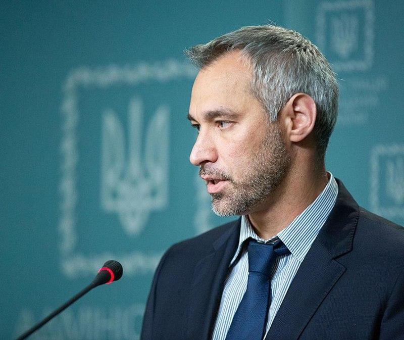 Верховна Рада України висловила недовіру Руслану Рябошапці