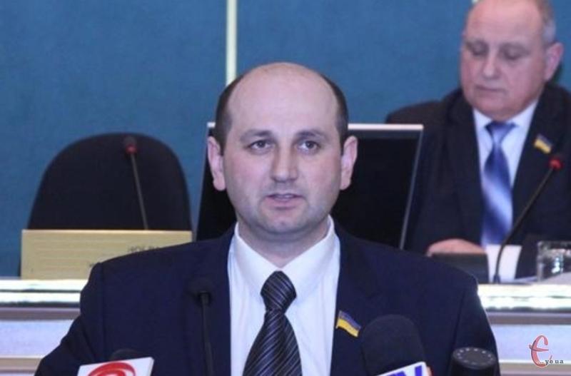 Іван Гончар тепер екс-свободівець і майже екс-депутат