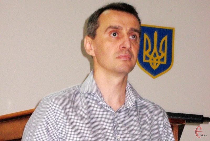 Перший заступник Генерального директора Центру громадського здоров'я МОЗ України Віктор Ляшко