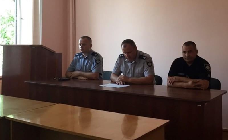 У Теофіполі новий керівник поліції