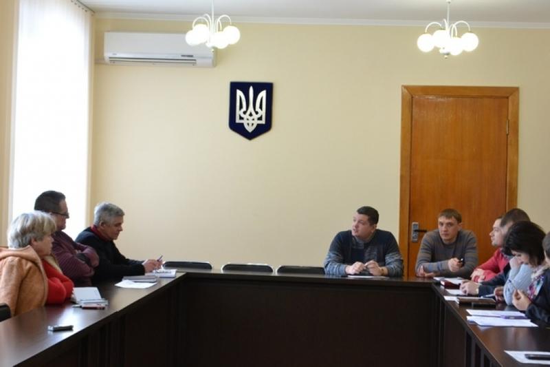 Відбулося перше засідання робочої групи