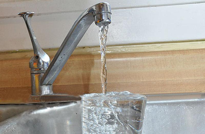 На інформаційному табло будуть відображатися показники води, передбачені державними нормами.