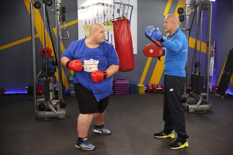 Аркадій Василишин допоможе своїм колегам скинути більше ваги
