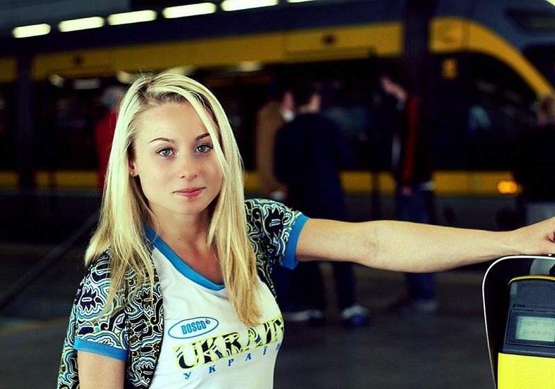 Катерина Баєва виграла перше місце на кубку України.