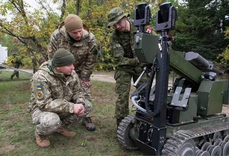 Кам'янецькі військові на міжнародному навчанні «Ardent Defender - 2018»
