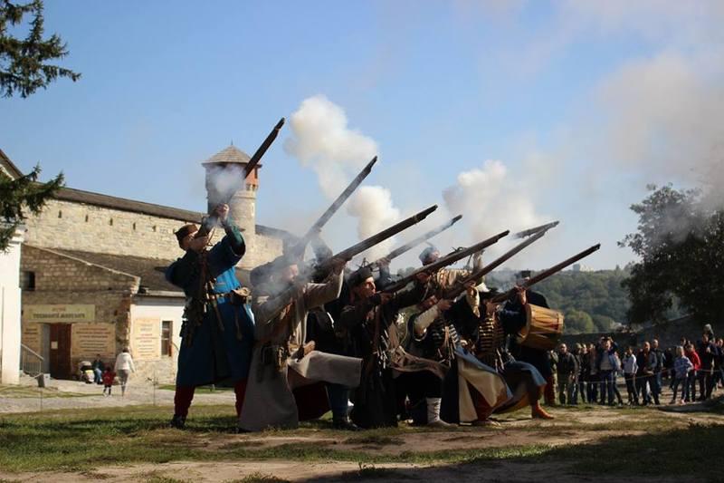 Фестиваль військово-історичної реконструкції «Schola militaria» відтворить події XVII століття