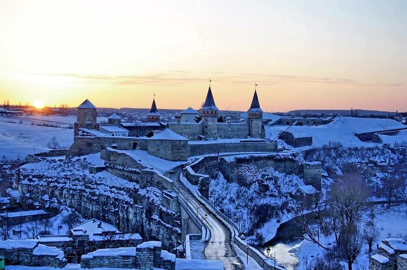 За офіційними підрахунками, старий замок відвідало понад 205 тисяч туристів з України та світу