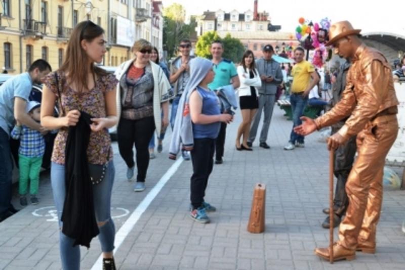 У рік Кам'янець відвідує 960 тисяч туристів