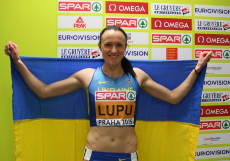 Наталія Лупу - бронзова призерка Чемпіонату Європи