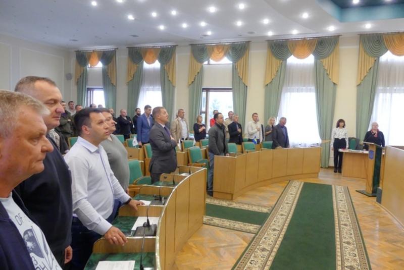 Депутати Кам'янець-Подільської міської ради прийняли звернення до керівників України з приводу