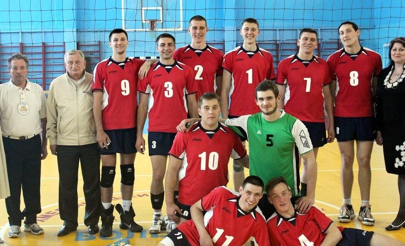 Команда Кам'янець-Подільського національного університету цього року виграла не лише студентську лігу, а й універсіаду