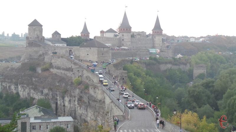 За в'їзд на територію заповідника зібрали близько 230 тисяч гривень