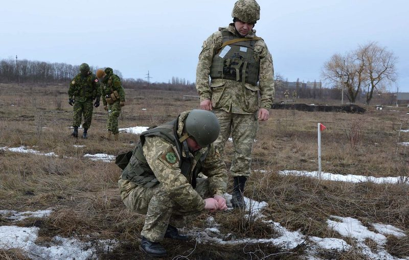 Завершено третій двотижневий курс підготовки молодших командирів