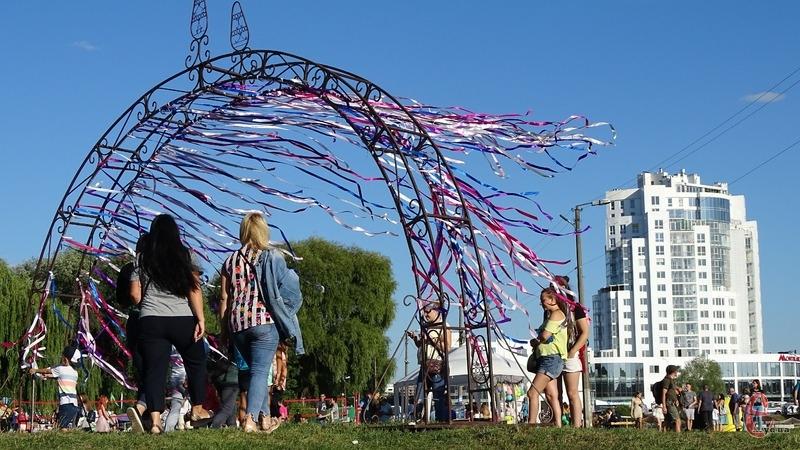 У Хмельницькому 12 серпня відбувся перший у цьому році масштабний фестиваль — «My Fest»