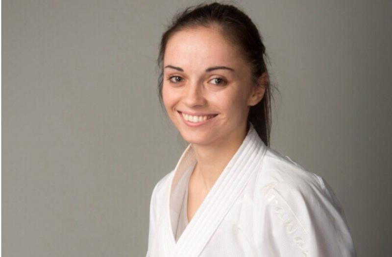 Катерина Крива з Нової Ушиці здобула титул Grand Winner з карате