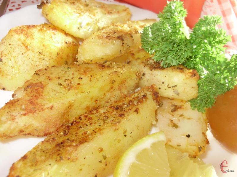 Чудова альтернатива обридлому пюре й смаженій картоплі — ще один варіант в арсенал рецептів картопляних гарнірів.