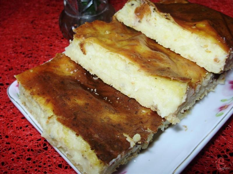 Нетрудоємка, бюджетна та практична страва для любителів картоплі та м'якого сиру