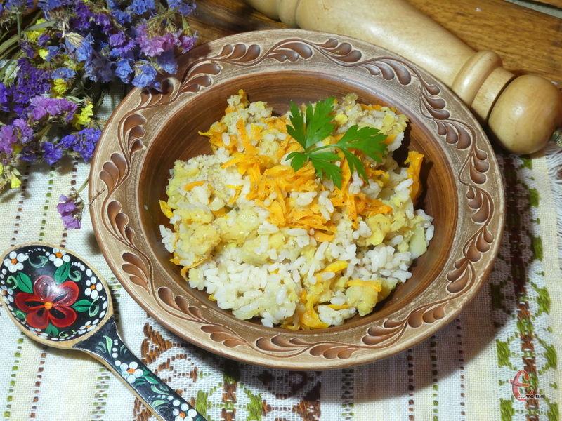 В одній каструлі можна міксувати від двох до чотирьох видів круп та овочів.