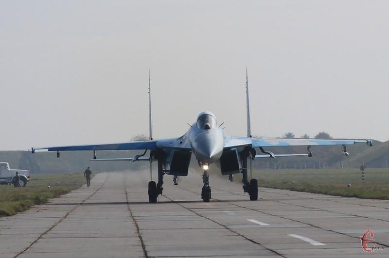 Під час навчань «Чисте небо» розбився військовий літак