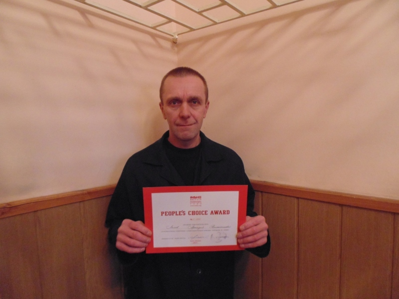 Аркадій Лаков вдруге поспіль став переможцем у міжнародному конкурсі «Придумай казку».