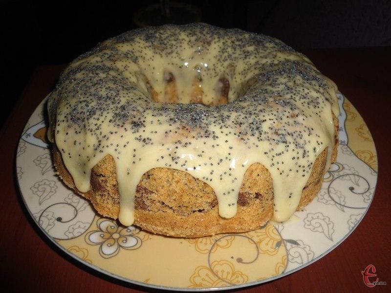 Ідеальна святкова випічка з горішками, маком та шоколадною крихтою
