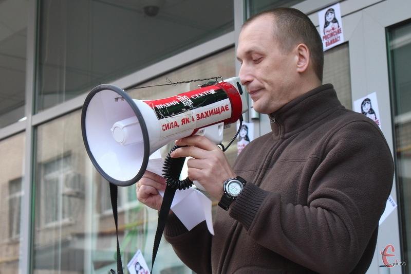 Анатолій Медведчук очолював Правий сектор Хмельниччини два роки