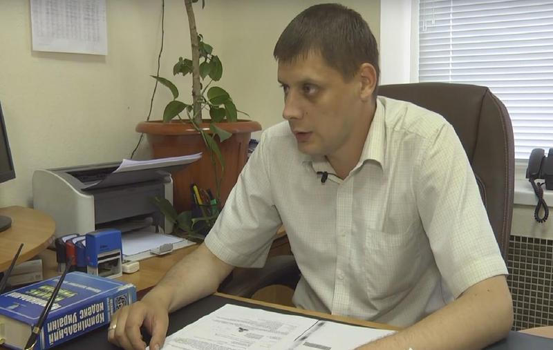 Керівник поліції Борис Сушицький