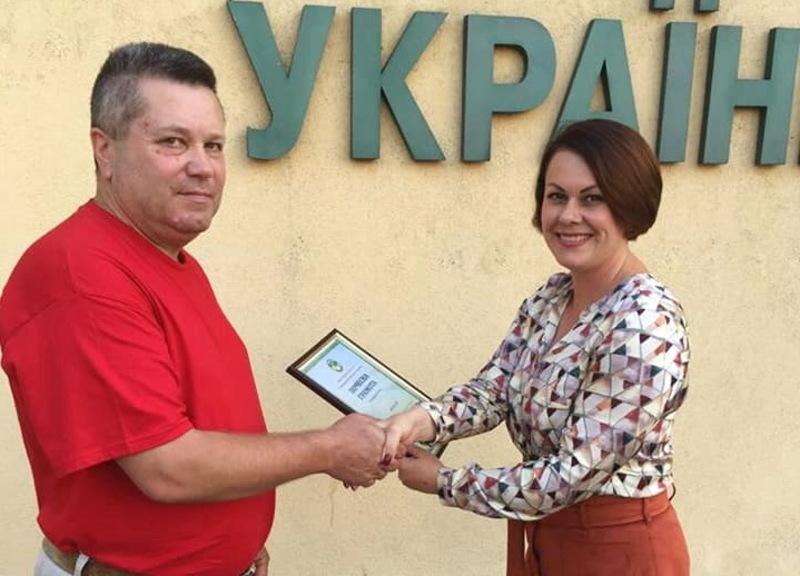 Ганна Богданович розпочала працювати директоркою обласного департаменту 5 липня