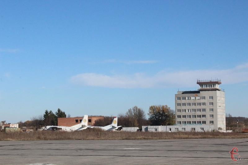 Проєктно-кошторисна документація дозволить хмельницькому аеропорту претендувати на державне фінансування