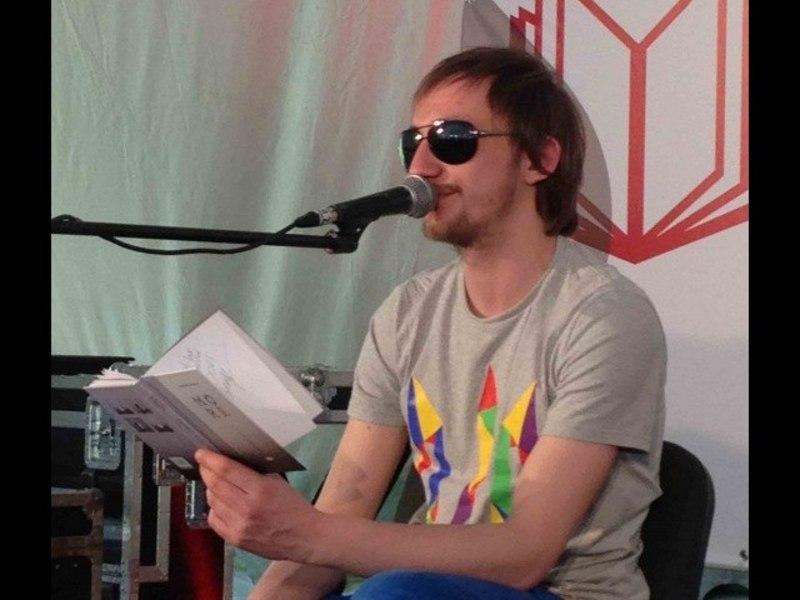 Григорій Семенчук презентує свою книгу у Хмельницькому 13 червня