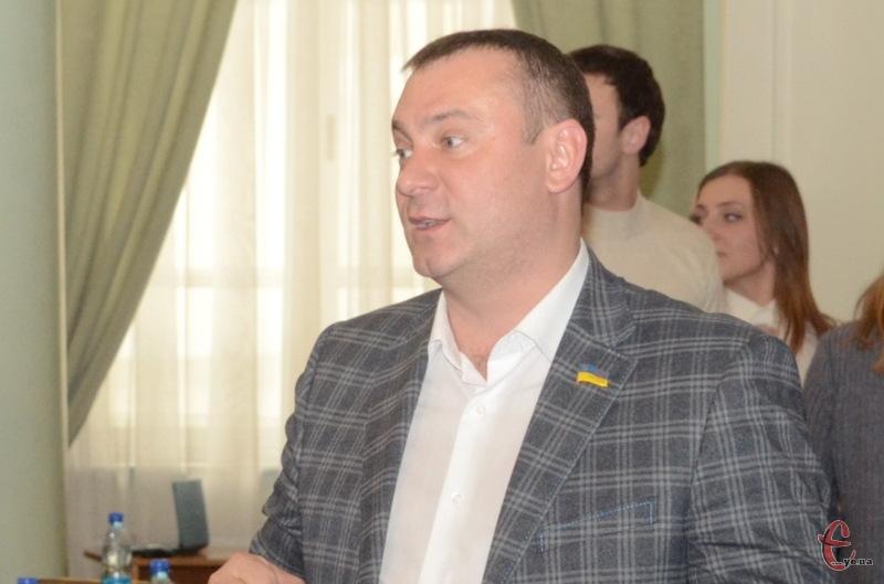 Андрій Шинькович знову очолив рейтинг руху Чесно