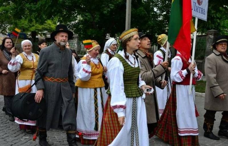 У Кам'янці пройде фестиваль національних культур «Острів семи скарбів»