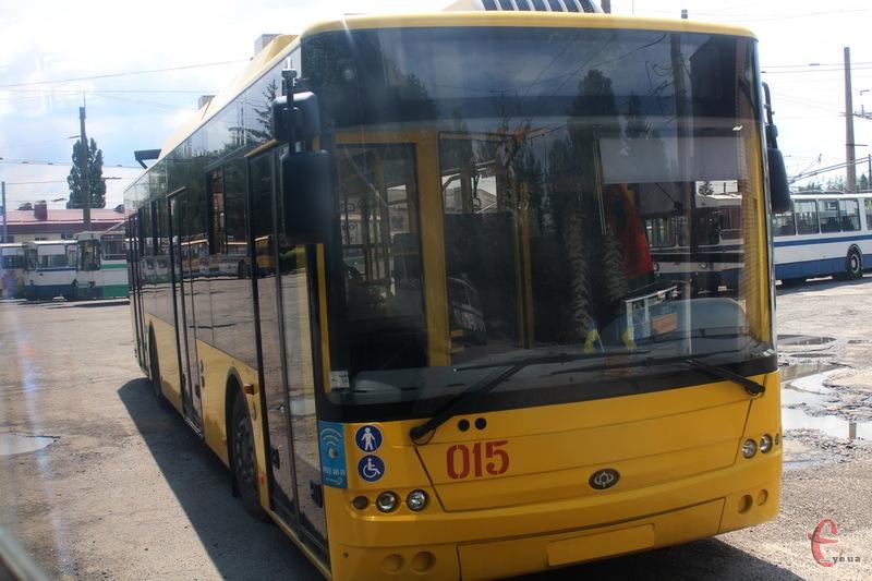 Вже у серпні, ймовірно, в Хмельницькому з'являться 10 нових тролейбусів