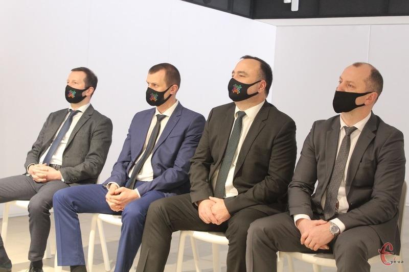 Сергій Гамалій нині має чотирьох заступників