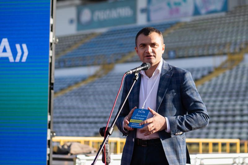 Команда_Симчишина – це об'єднання людей, які змінювали, змінюють і будуть змінювати місто, - зазначив Олександр Симчишин.