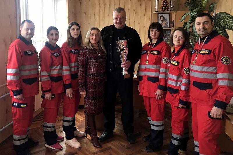Команда Хмельницького обласного центру ЕМД стала кращою на міжнародному чемпіонаті