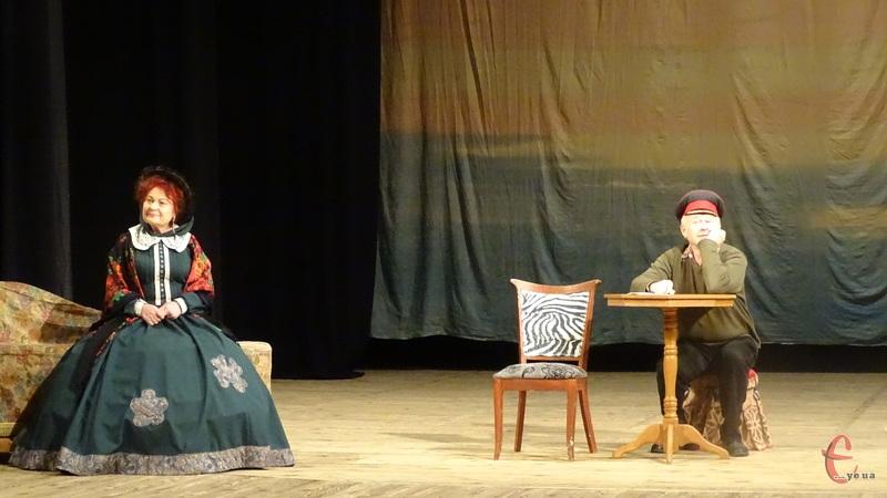 Комедію за Миколою Гоголем «Одруження» покажуть в театрі Михайла Старицького