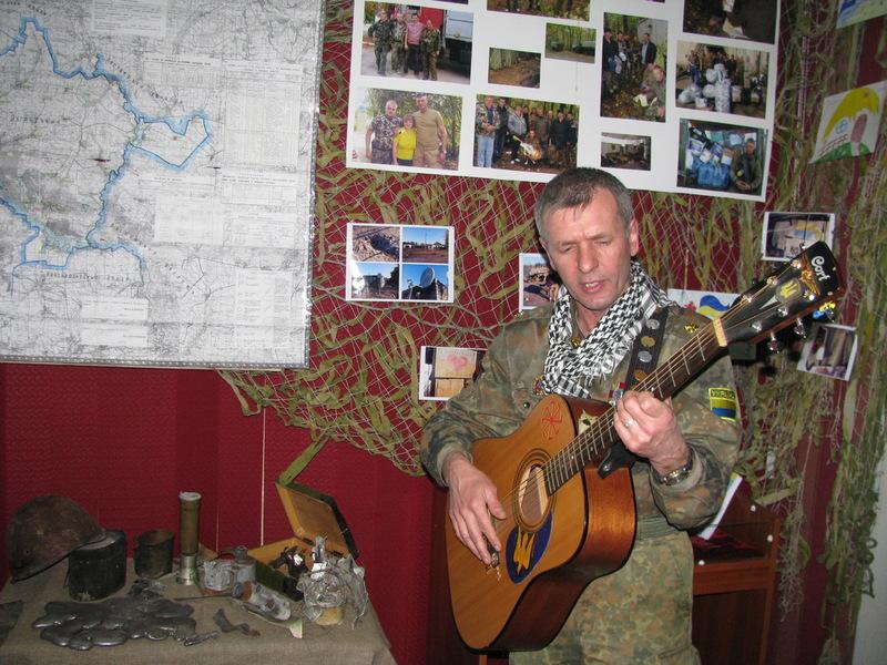 На концерті Сергія Білецького можна буде почути не лише пісні в його виконанні, а й багатьох інших виконавців - друзів талановитого барда
