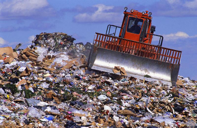 У Хмельницькому із сміття видобуватимуть газ