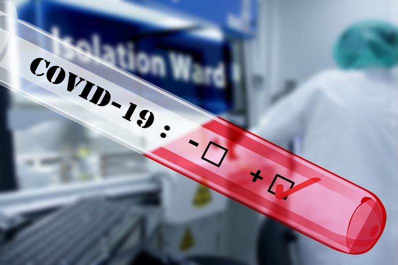 Станом на 13 лютого в області виявлено 127 нові випадки COVID-19