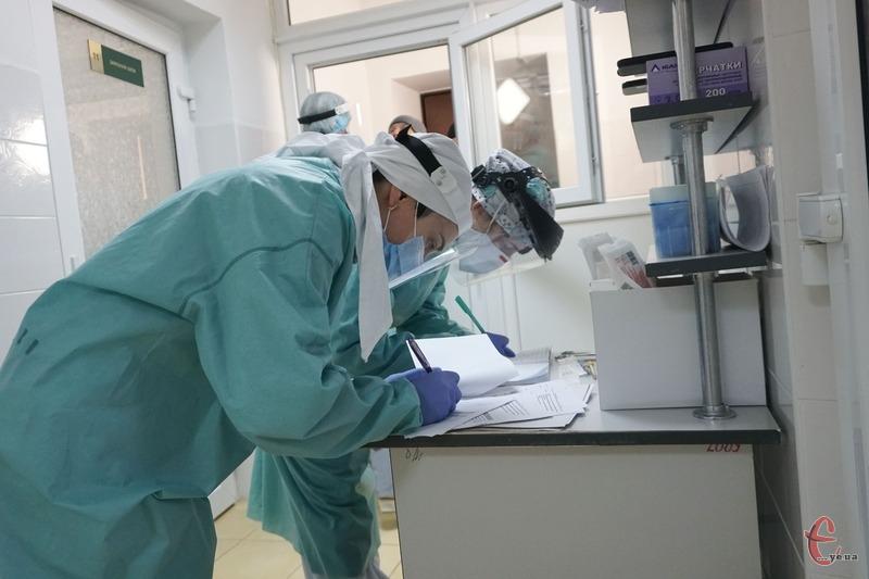 Завантаженість ліжок з киснем у лікарнях складає 68,3%