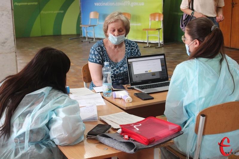 Наразі Хмельницька область відстає від запланованих темпів вакцинації. Краща ситуація у Хмельницькому, Нетішині та Славуті
